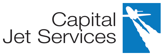 Capital Jet Services Retina Logo